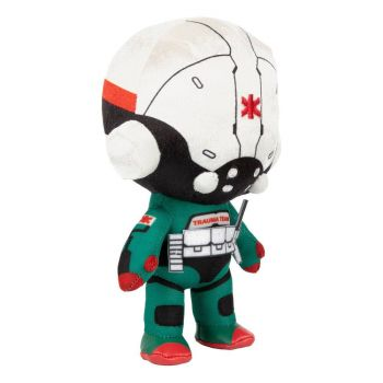 Cyberpunk 2077 peluche M8Z Trauma Team Security Specialist 22 cm
