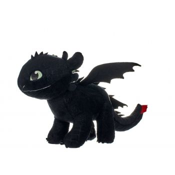 Dragons 3 peluche Toothless Glow In The Dark 32 cm