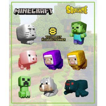 Minecraft présentoir figurines anti-stress Squishme 6 cm serie 1 (24)