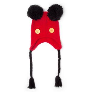 Disney bonnet de ski Mickey Mouse Laplander