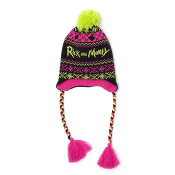 Rick & Morty bonnet de ski Acid Laplander