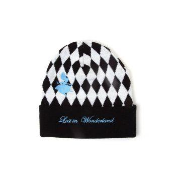 Disney bonnet Alice In Wonderland Checkered