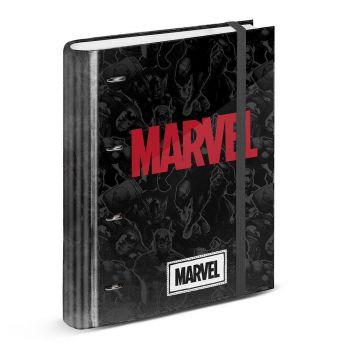 Marvel classeur Marvel Logo