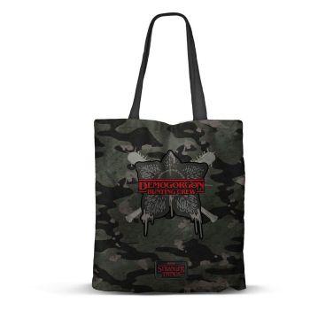 Stranger Things sac shopping Hunting