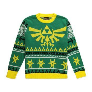 Legend of Zelda Sweater Christmas Hyrule Bright