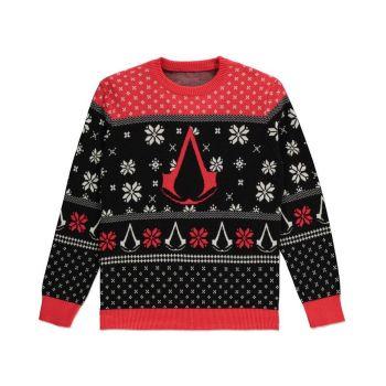 Assassins's Creed Sweater Christmas Logo