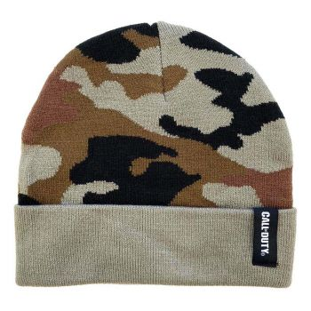 Call of Duty bonnet Hi Build Embroidery