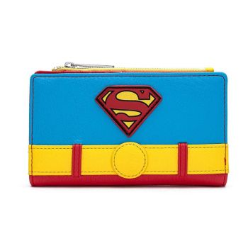 DC Comics by Loungefly Porte-monnaie Vintage Superman Cosplay