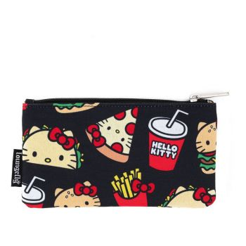 Hello Kitty by Loungefly sac cosmétique Snacks AOP