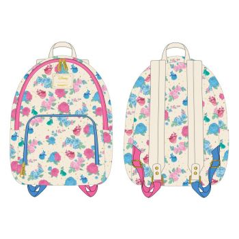 Disney by Loungefly sac à dos Sleeping Beauty Floral Fairy Godmother AOP