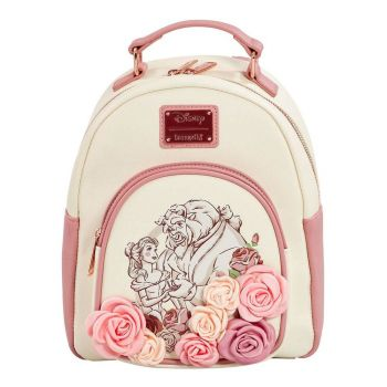 Disney by Loungefly sac à dos Beauty and the Beast Flowers heo Exclusive