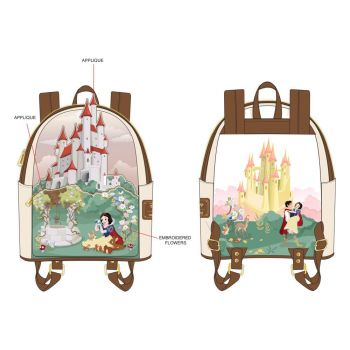 Disney by Loungefly sac à dos Snow White Castle Series