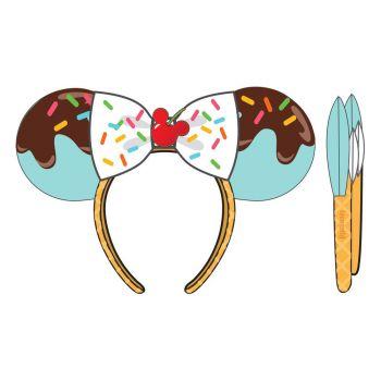 Disney by Loungefly serre-tête Minnie Mouse Sweet Treats