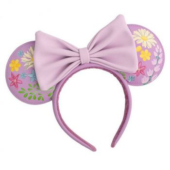 Disney by Loungefly serre-tête Minnie Embroidered Flowers
