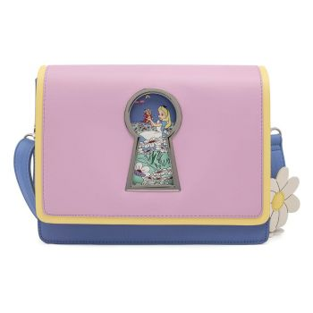 Disney by Loungefly sac à bandoulière Alice in Wonderland Key Hole