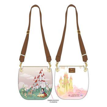 Disney by Loungefly sac à bandoulière Snow White Castle Series