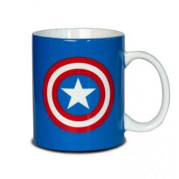 Marvel mug Captain America