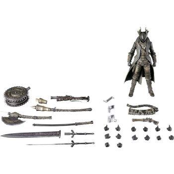 Bloodborne: The Old Hunters figurine Figma Hunter: The Old Hunters Edition 15 cm