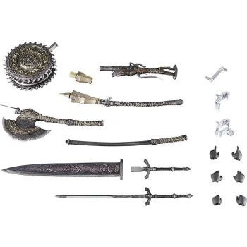 Bloodborne: The Old Hunters figma PLUS accessoires Hunter Weapon Set