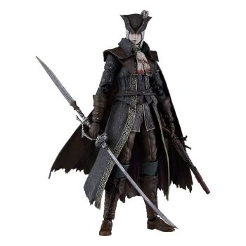 Bloodborne: The Old Hunters figurine Figma Lady Maria of the Astral Clocktower 16 cm