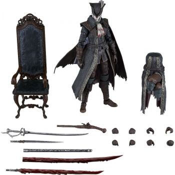 Bloodborne: The Old Hunters figurine Figma Lady Maria of the Astral Clocktower: DX Edition 16 cm