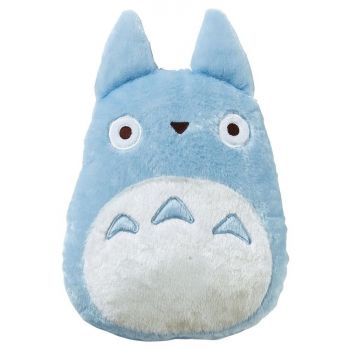 Mon voisin Totoro coussin peluche Blue Totoro 33 x 29 cm