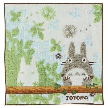 Mon voisin Totoro serviette de toilette mains Totoros 25 x 25 cm