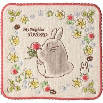 Mon voisin Totoro serviette de toilette mains Wild Strawberries 25 x 25 cm