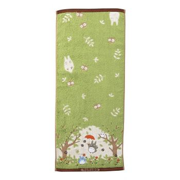 Mon voisin Totoro serviette de toilette Shade of the Tree 34 x 80 cm