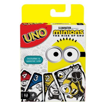 Minions 2 jeu de cartes UNO