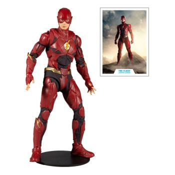 DC Justice League Movie figurine Flash 18 cm