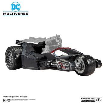 Dark Nights: Metal véhicule Bat-Raptor 30 cm --- EMBALLAGE ENDOMMAGE