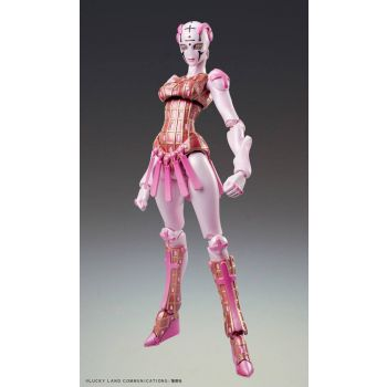 JoJo's Bizarre Adventure Part5 figurine Super Action Chozokado (S G) 15 cm