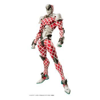 JoJo's Bizarre Adventure Part5 figurine Super Action Chozokado (K C) 16 cm
