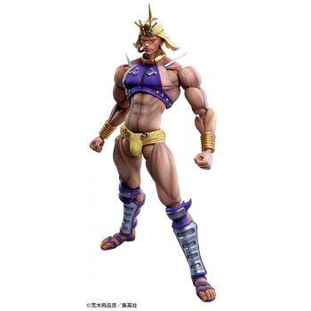 JoJo's Bizarre Adventure Part2 (Battle Tendency) figurine Super Action Chozo Kado (Wamuu) 17 cm