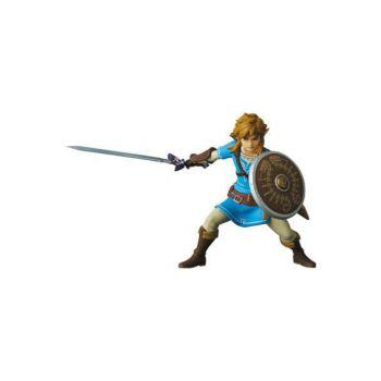 Legend Of Zelda mini figurine Medicom UDF Link Breath of the Wild Ver. 8 cm