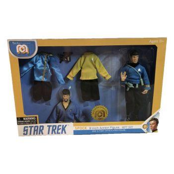 Star Trek TOS figurine Spock Gift Set 20 cm
