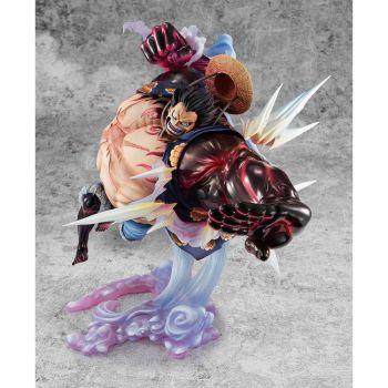 One Piece statuette Excellent Model P.O.P. SA-Maximum Monkey D. Luffy Gear 4 Boundman Ver. 2 27 cm