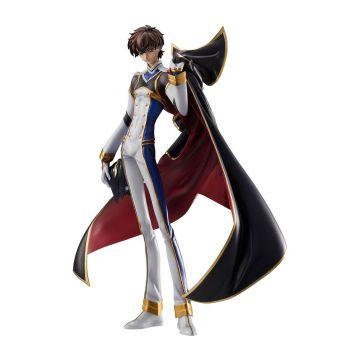 Code Geass: Resurrection Lelouch statuette PVC G.E.M. 1/8 Kururugi Suzaku Pilot Suit Version 24 cm
