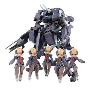 Desktop Army figurines F-666d Varka Series (Frea Dragoon Capture Edition) 21 cm