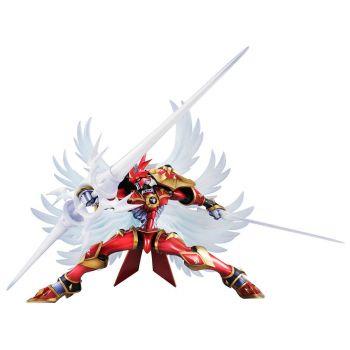 Digimon Tamers G.E.M. Series statuette PVC Dukemon Crimson Mode 18 cm