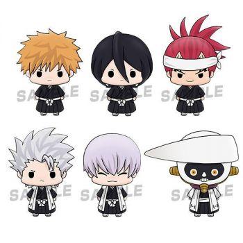 Bleach Chokorin Mascot Series pack 6 trading figures 5 cm