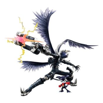 Digimon Tamers G.E.M. Series statuette PVC Beelzebumon & Impmon 18 cm