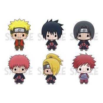 Naruto Shippuden Chokorin Mascot Series pack 6 trading figures Vol. 2 5 cm