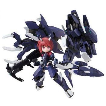 Alice Gear Aegis figurine Desktop Army Rin Himukai (Unrestrained) 20 cm