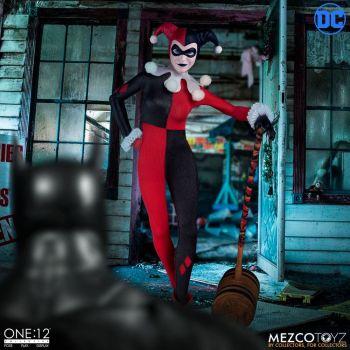 DC Comics figurine 1/12 Harley Quinn Deluxe Edition 16 cm