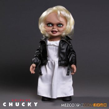 La Fiancée de Chucky poupée parlante Tiffany 38 cm