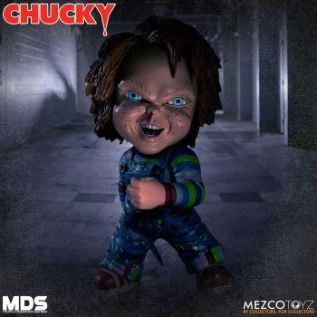 Chucky Jeu d´enfant 3 poupée Designer Series Deluxe Chucky 15 cm