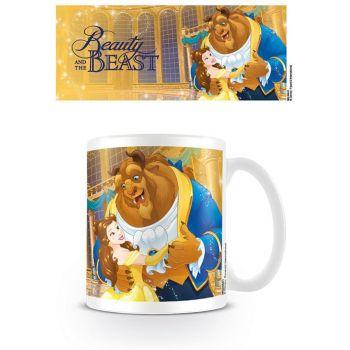 La Belle et la Bête mug Tale As Old As Time