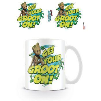 Les Gardiens de la Galaxie Vol. 2 mug Get Your Groot On